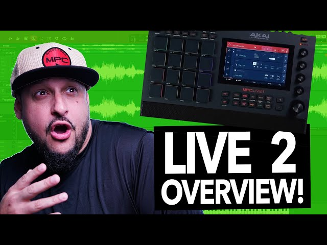 The MPC Live 2 is HERE! (Yes, It Has A SPEAKER!) Akai's Leaked Hardware Overview Video Reaction