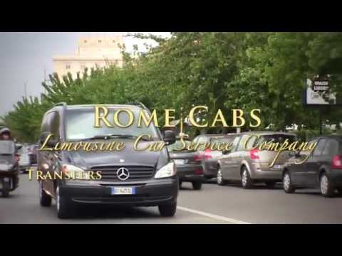 How To Meet Your RomeCabs.com Driver at Rome FCO Airport