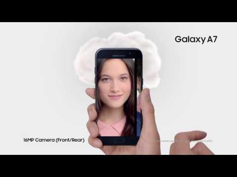 Samsung Galaxy A7 2017 Commercial