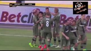 HŠK Zrinjski Mostar - Legia 1:1 (Bramki)