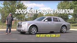 Rolls-Royce Phantom - Chicago Motor Cars Video Test Drive with Chris Moran