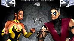 Mortal Kombat 4 Online - Mgo vs Resaka