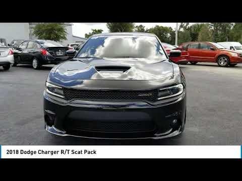 2018 Dodge Charger DeLand Nissan C751028A