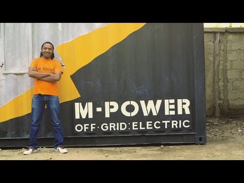 Pay-as-you-go solar power, Tanzania | Off Grid Electric, Citi Ashden Award for Innovation in Finance