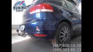 Фаркоп Volkswagen Golf Plus 05- / Golf V 03-08 / Golf VI 08-  Galia