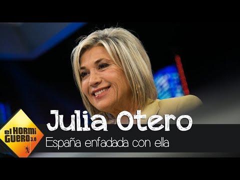 El motivo por el que media España se enfadó con Julia Otero - El Hormiguero 3.0