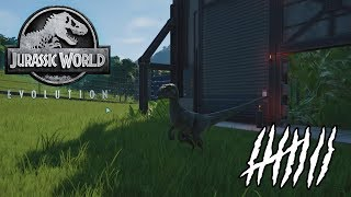 Jurassic World Evolution #008 Alpha Raubtier – Der erste Raptor