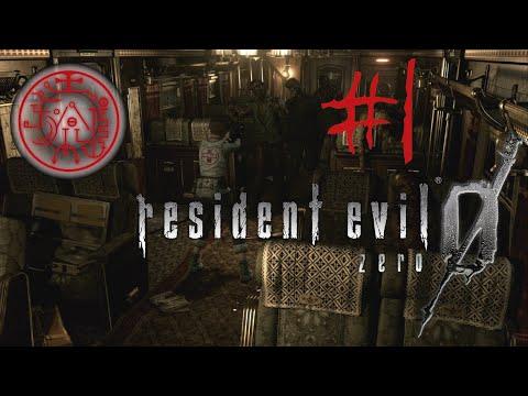 Resident Evil zero 0 / Game Cube #1