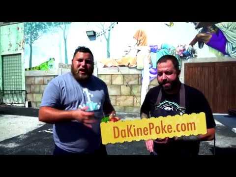 Orlando Food Truck Guide: Da Kine Poke Bowls