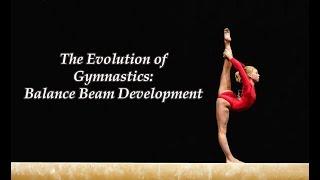 Learn the Evolution of Gymnastics: Balance Beam Development