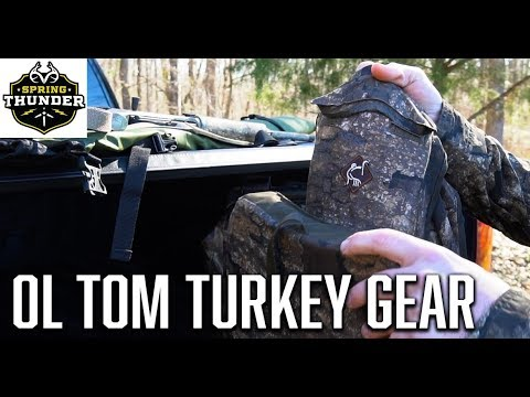 Ol Tom Turkey Hunting Gear | Spring Thunder