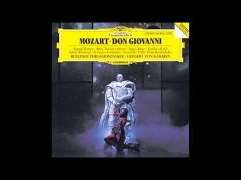 Wolfgang Amadeus Mozart - Don Giovanni, a cenar teco m'invitasti K 527