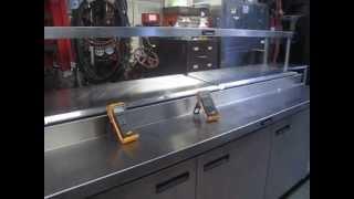 Delfield Prep Table Pierce Equipment
