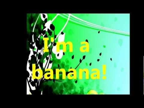 Banana Song (Short with Lyrics)