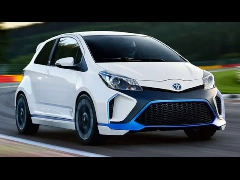 2017 toyota yaris hybrid premium interior and technol youtube. Black Bedroom Furniture Sets. Home Design Ideas