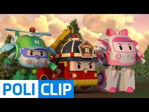 I need your help! | Robocar Poli Rescue Clips