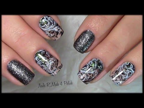 herbstfarbenes-stamping-nageldesign-/-fall-nail-art-tutorial