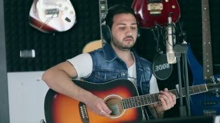 Lo sai da qui - Negramaro Acoustic Cover Man by Daniele Terrana