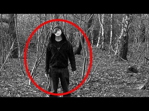 5 Jeff The Killera Uhvacenih Kamerom U Stvarnom Zivotu