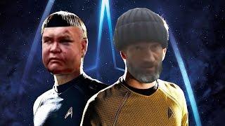 Стартрек: Бесконечность (Star Trek: Infinite) - смотреть онлайн (трейлер на русском 2016)