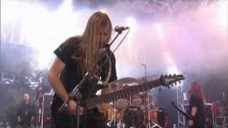 MESHUGGAH - Future Breed Machine (Live at Download Festival 2005)