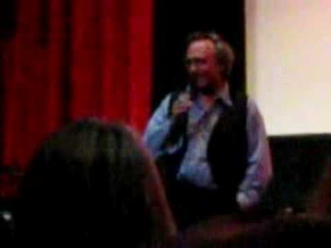 Joe Dante Introduces Wrong is Right - Dante's Inferno