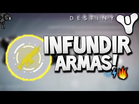 "Destiny! - ""INFUNDIR ARMAS! - Como Funciona?""  Guia The Taken King!"