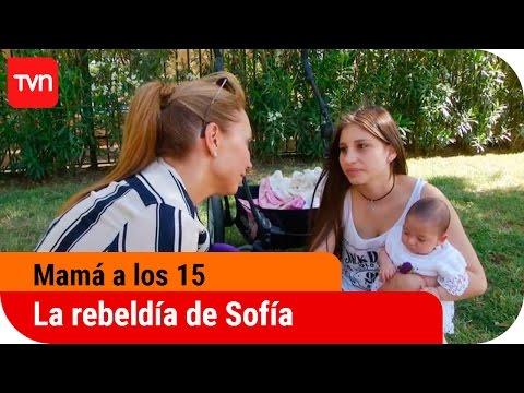 Mamá a los 15 | T03E11: La rebeldía de Sofía