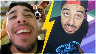 Hundesohn greift Mehmet an !!! | Memohd | Abk official