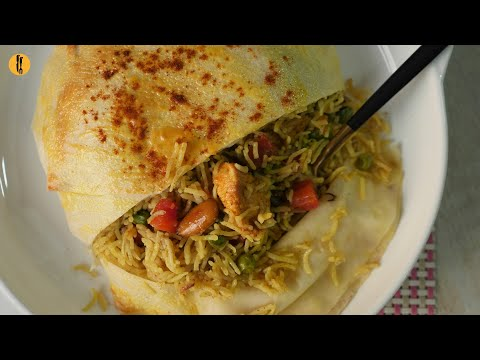 Ouzi Chicken Rice Recipe By Food Fusion