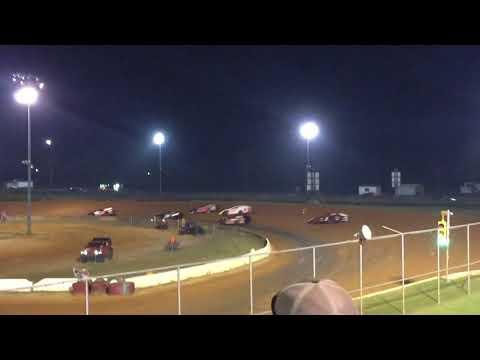 Fayetteville  Motor Speedway Dirt Open Wheel Modified 2/4 10-6-18