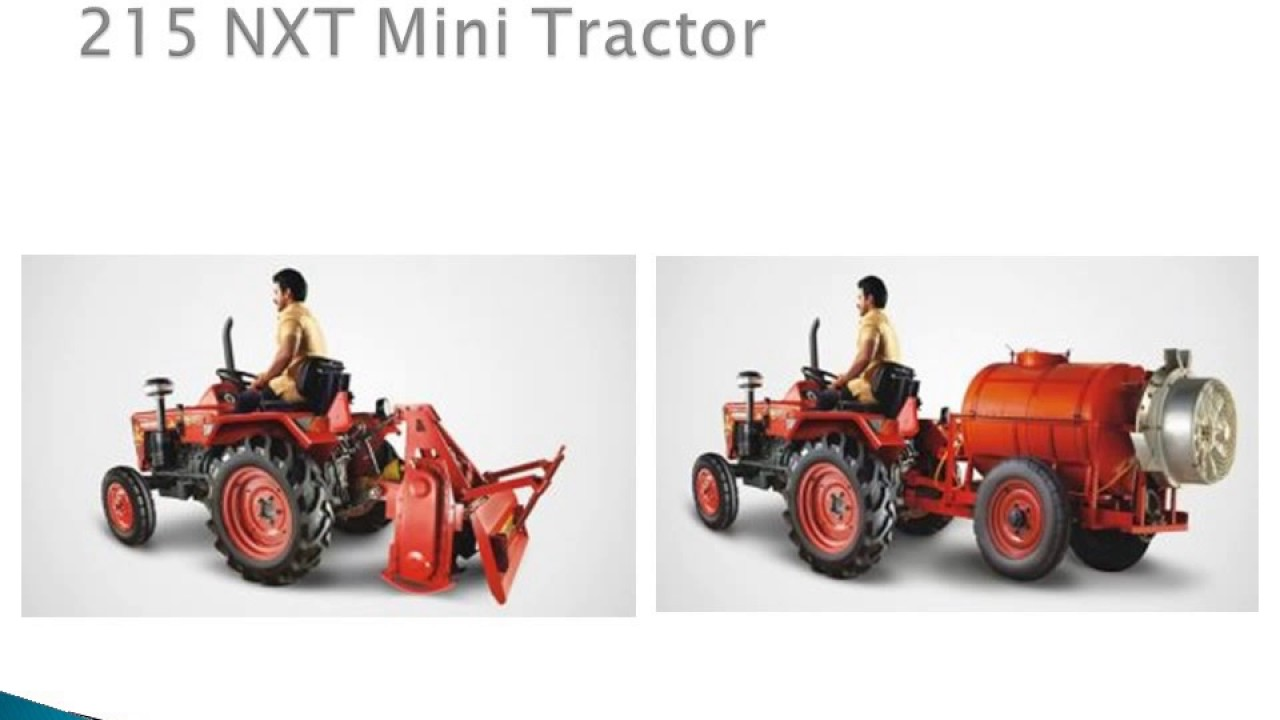 Mahindra Yuvraj 215 Nxt Mini Tractor Price Specifications Features