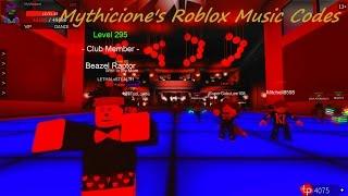 Mythicione's Roblox Music Codes