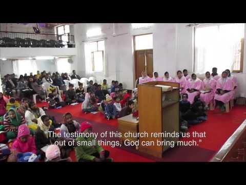 India:  Lott Carey Mission Trip