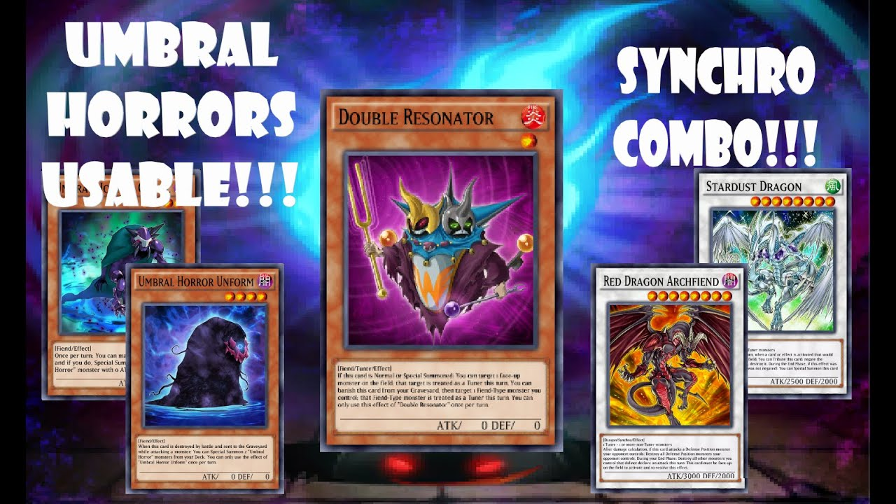 85 25 MB] Yu-Gi-Oh Duel Links: UMBRAL HORRORS ACTUALLY