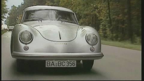 Porsche 356 Coupé in Erstbesitz: Porsche 356.