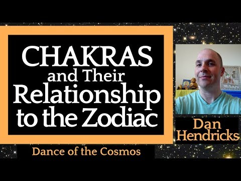 Chakras and Their Relationships to Signs and Planets