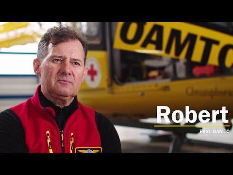 Pilot Robert   ÖAMTC-Flugrettung
