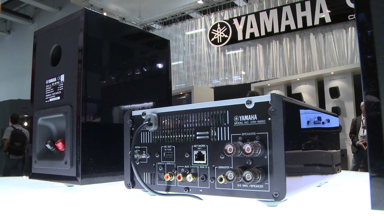 yamaha pianocraft mcr n560d schwarz ab 499 00. Black Bedroom Furniture Sets. Home Design Ideas