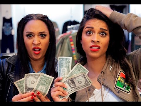 Thumbnail: When Cheap People Go Christmas Shopping (ft. Tia Mowry)