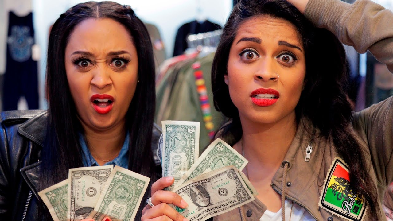 Download When Cheap People Go Christmas Shopping (ft. Tia Mowry)
