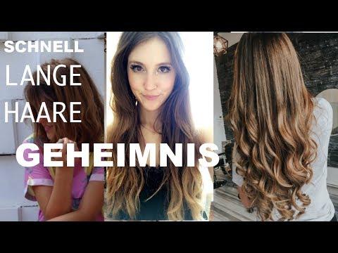 Wieso Meine Haare So Extrem Schnell Wachsen Geheimtipps Youtube