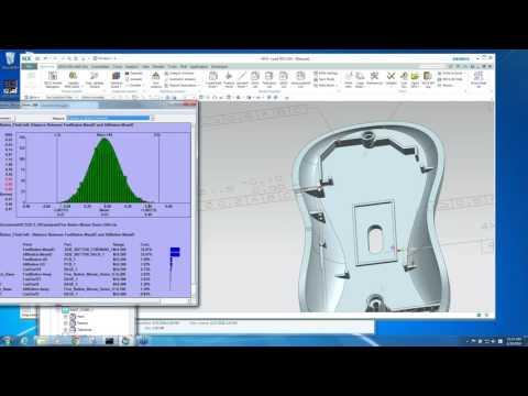 Siemens NX Integrated Tolerance Analysis   3DCS Variation