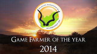 WRSA Game Farmer of the year 2014