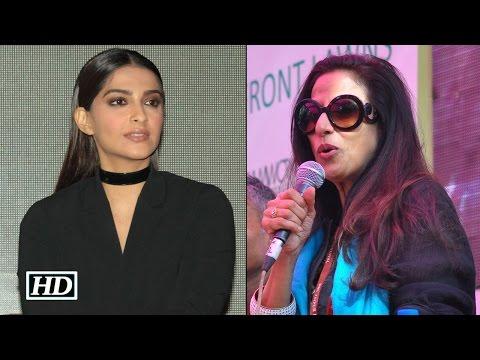 Shobhaa De's SHOCKING Comment On Sonam Kapoor