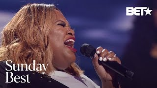 "Tasha Cobbs Leonard Performs ""You Know My Name"" 