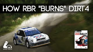 HOW A 13 YEAR OLD RALLY GAME DESTROYED DIRT 4  - RICHARD BURNS RALLY
