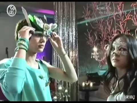 SHINee's Juliette MV Making Of (Krystal cut)