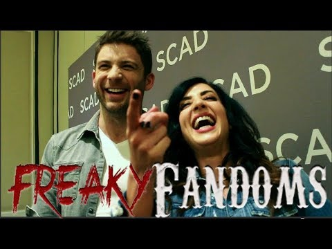 Freaky Fandoms Chats with Dana DeLorenzo and Lindsay Farris!