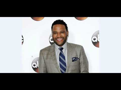 Anthony Anderson Was On Code